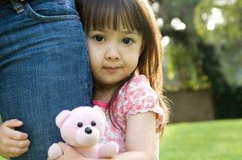 对内向害羞的儿童温柔点,太原心理咨询