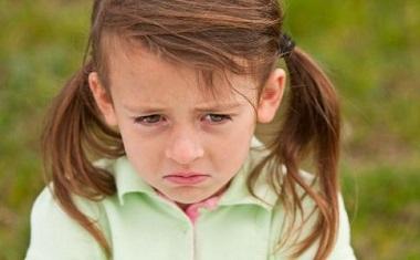 七种行为代表了孩子的心理问题