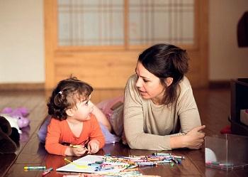 良好亲子关系让孩子更健康