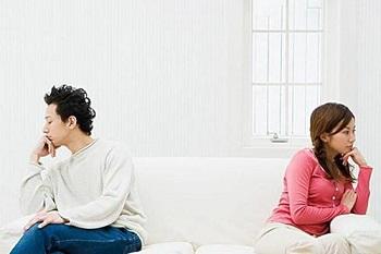 婚后彼此沉默该怎样应对