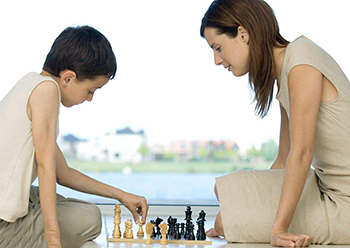 单亲家庭孩子心理问题