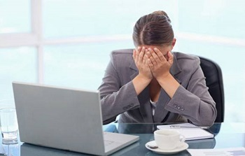 职场给女人工作压力大的表现?